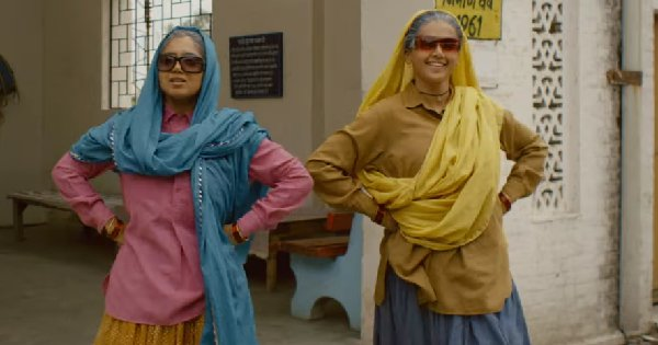 With 'Saand Ki Aankh', Taapsee & Bhumi Bring The Story Of World's Oldest Female Sharpshooters