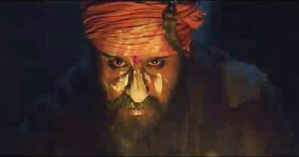 After 'Sacred Games', Saif Ali Khan Dons The Role Of A Naga Sadhu In 'Laal Kaptaan'