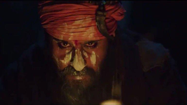 Saif in Laal Kaptaan