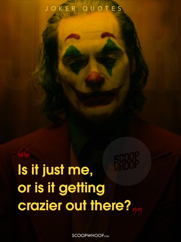 haunting dialogues from joker that stay you long after