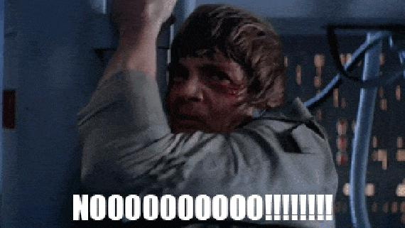 Luke skywalker gif