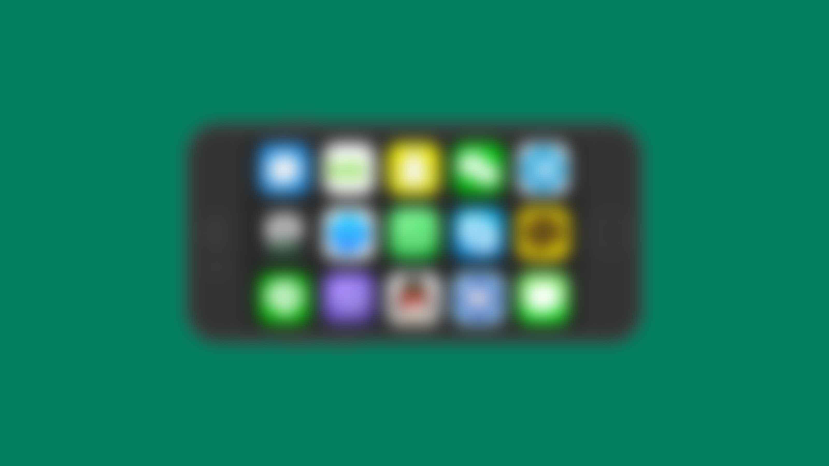 Messenger apps