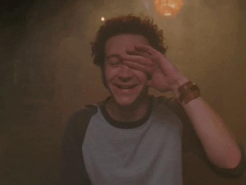 Hyde laughing gif