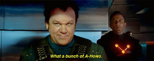 Guardians of galaxy A-Holes Gif