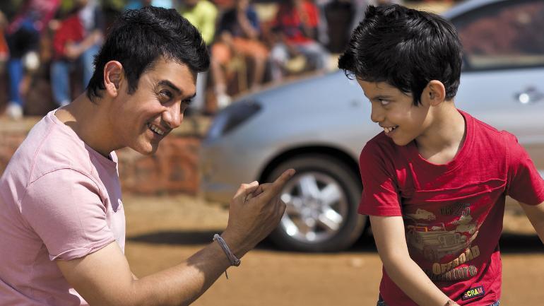 Aamir Darsheel in Taare Zameen Par