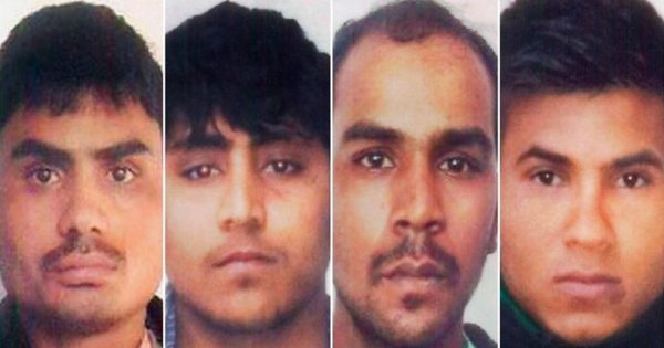 Nirbhaya Convicts Not Likely To Be Hanged On January 22 Due To Mercy Plea: Delhi Govt. To HC