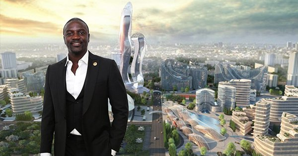 This Is Not A Drill. Akon To Have His Own City In Africa With Its Own Currency Called 'Akion'