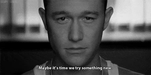 Do something new gif