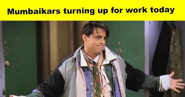 Mumbai Woke Up To A Very Cold Morning and Mumbaikars Responded With Some Chill-arious Tweets