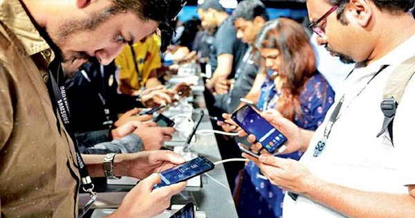 India Is Now World's 2nd Largest Smartphone Market, Estimated 158M Devices Shipped To Country