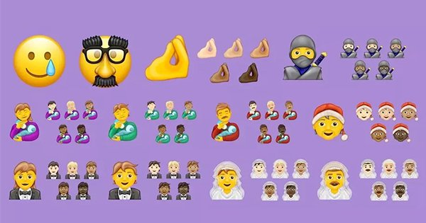 From Pinched Fingers To Gender-Neutrality, Here Are All The Emojis Coming To Your Phones In 2020