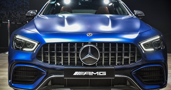 Mercedes-Benz Is Setting The Stage On Fire This Auto-Expo With The Launch Of Their New Futuristic Cars