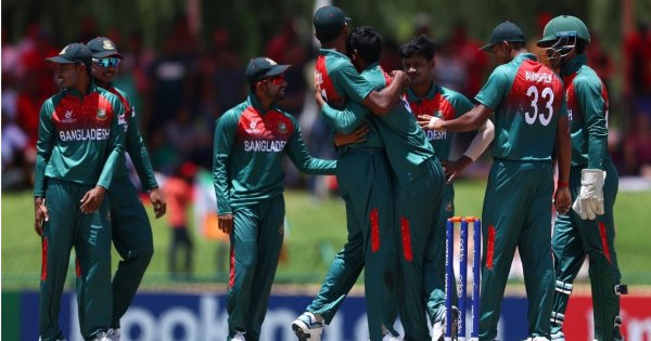 Bangladesh Scripts History, Beats India To Win Their Maiden Under-19 World Cup Title