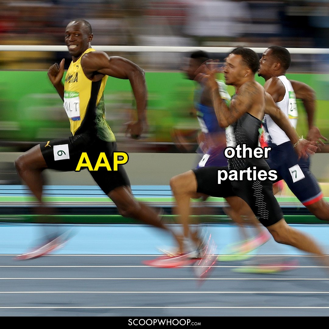 10 Memes That Sum Up The Delhi Election Results 2020