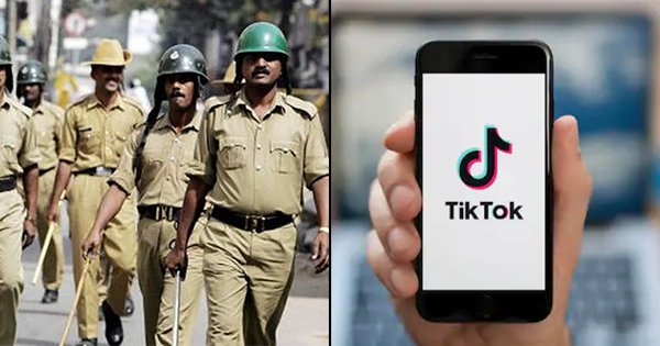 Bengaluru Police Joins TikTok To Share Awareness Videos and Connect With The Youth