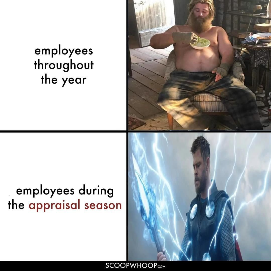 Appraisal season is coming