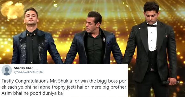 Bigg Boss Season 13 May Be Over, But Fans Are Still Divided Over The Results