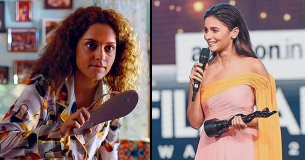 Alia's A Brilliant Actor, But Did She Really Deserve The Filmfare Best Actor Award For 'Gully Boy'?