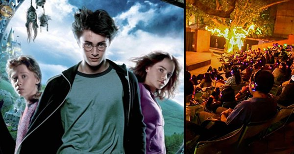Potterheads, Your Letter Just Arrived For A Harry Potter Screening Under The Stars Next Weekend