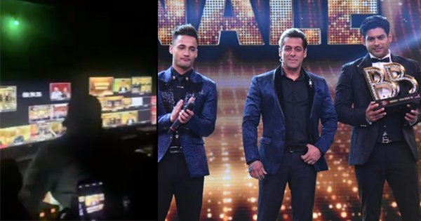 Leaked Video From Bigg Boss Control Room Suggests Asim and Sidharth Got Equal No Of Votes: Reports