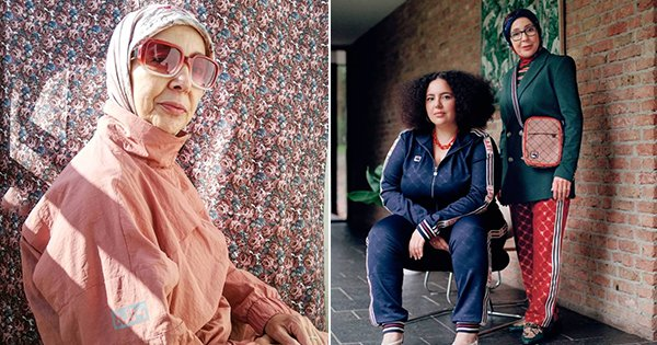 67-Year-Old Mom Takes Over Her Daughter's Insta Account and Becomes Internet's Favourite Style Icon