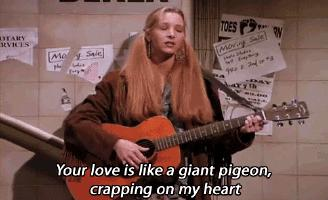 Phoebe Breakup Song