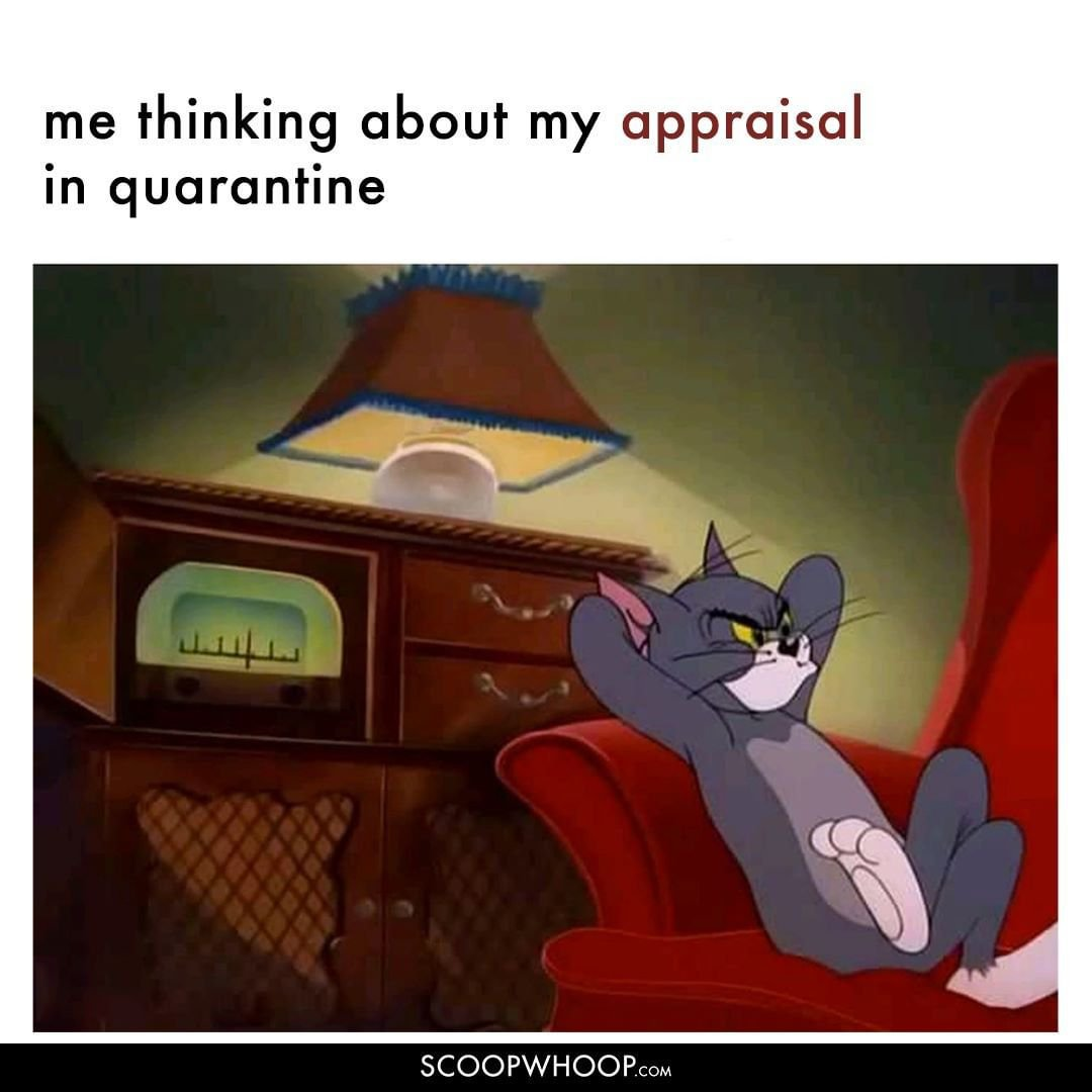 Appraisal time