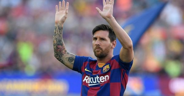 Messi Announces Barca Players Will Take 70% Pay Cut, Donate To Clubs' Workers Amid Pandemic