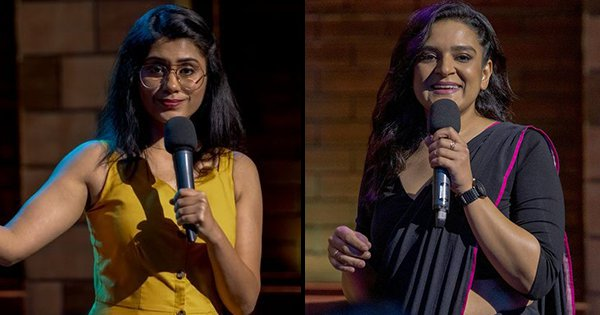 ICYMI Netflix's Latest Stand-Up Special Features 4 Female Comedians and We Are Binging Right Away