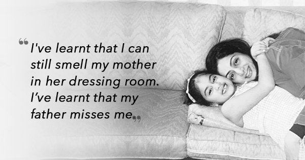 I Can Still Smell My Mom In Her Dressing Room: Janhvi Shares Her Learnings In A Heartfelt Post