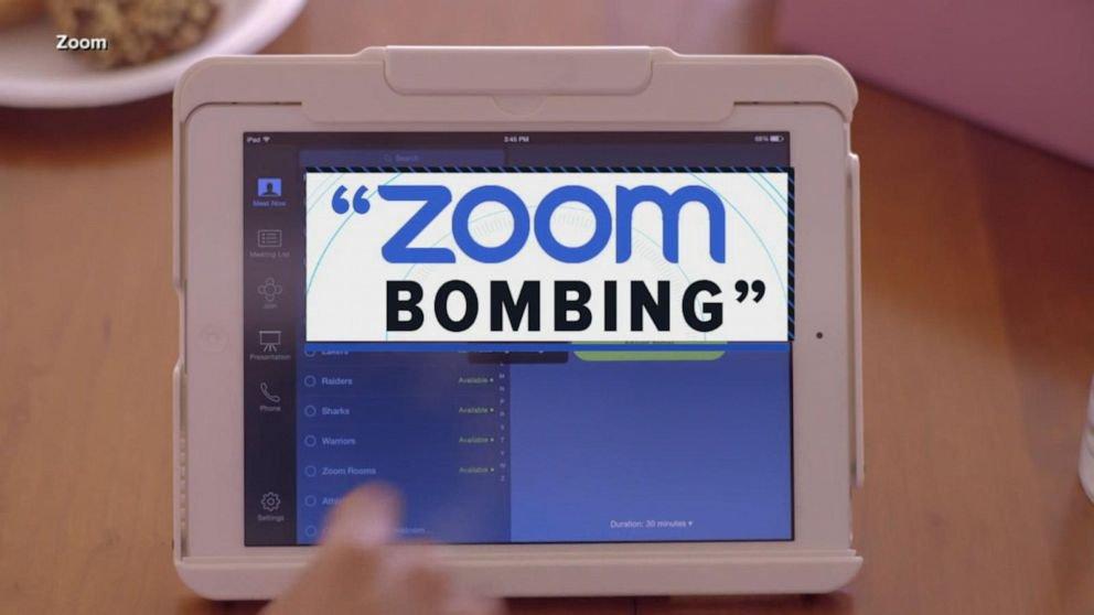Zoom Warnung
