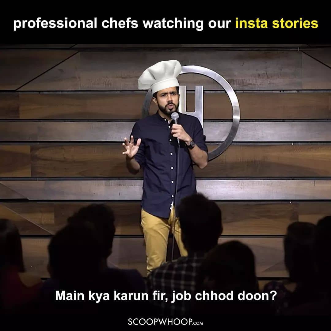 Professional chefs be like
