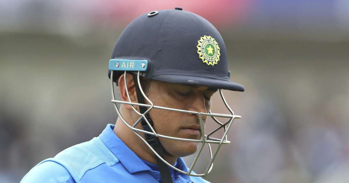 ms dhoni in world cup semifinal