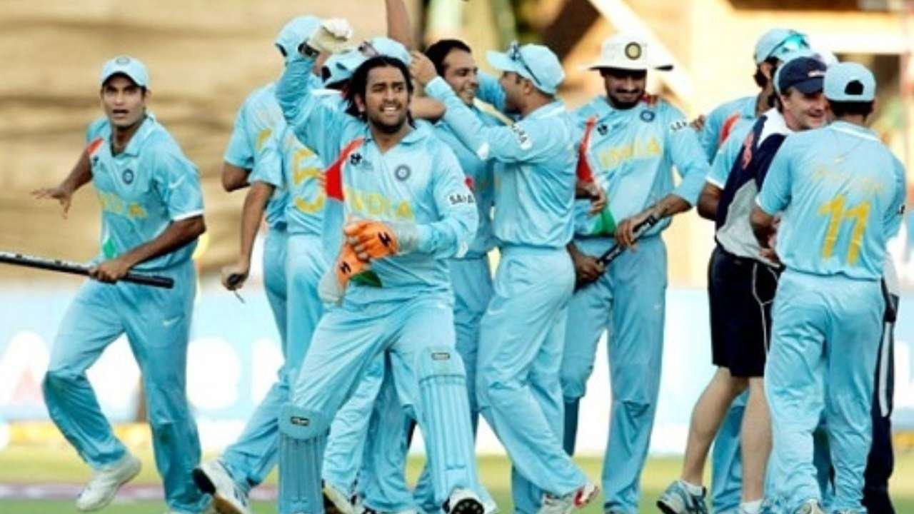 ms dhoni after 2007 world cup