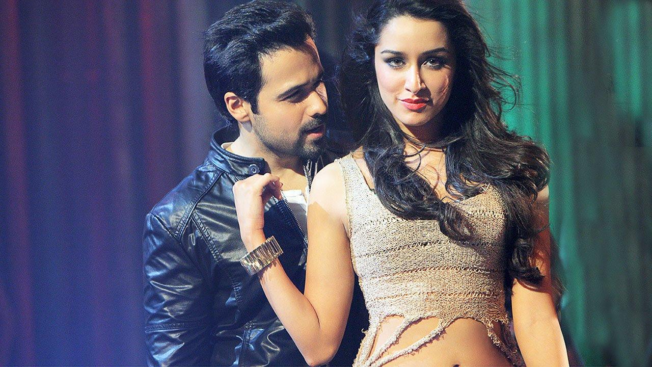 Emraan Hashmi and Shraddha Kapoor
