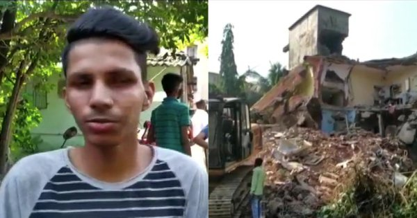 18-YO Saves 75 People From Building Collapse As He Was Awake Binge-Watching All Night