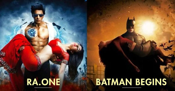22 Times Bollywood Copied Movie Posters Thinking We Wouldn't Notice
