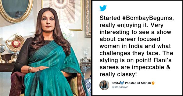 18 Tweets To Read Before Watching 'Bombay Begums' On Netflix