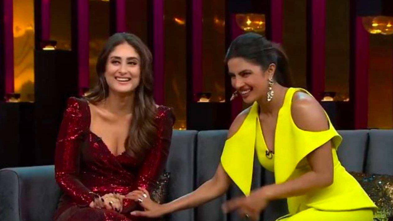 Priyanka Chopra & Kareena Kapoor