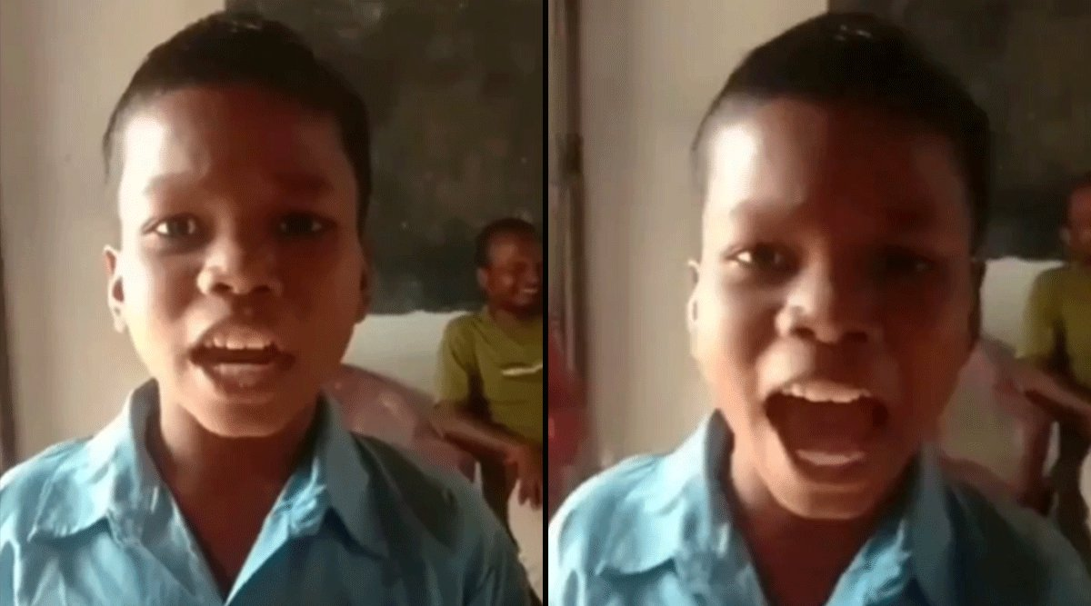 This Child Sang