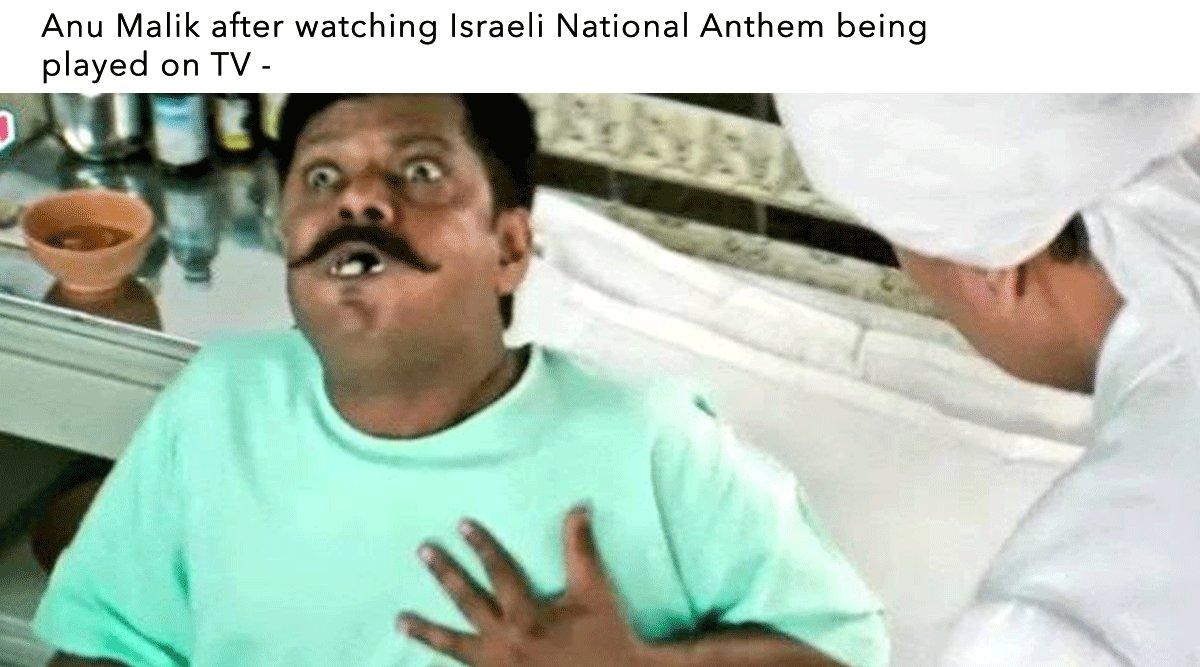 Twitter Serves Original Memes After Discovering Anu Malik Copied Israel's National Anthem