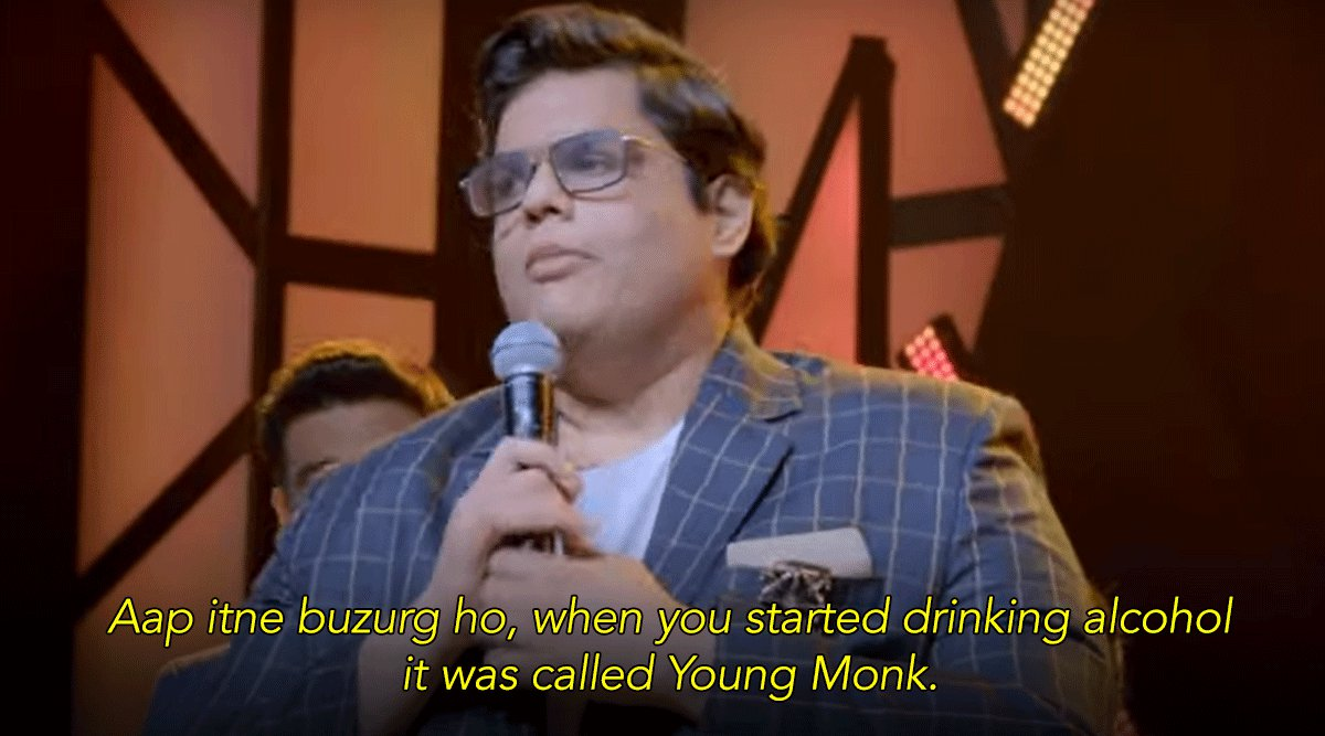 Photo of 9 Jokes From Netflix's Comedy Premium League That Were Actually Funny