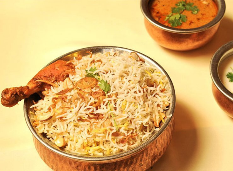 29 recipes from 29 states of india that every mom would want you to try 3 hyderabadi biryani telangana forumfinder Choice Image