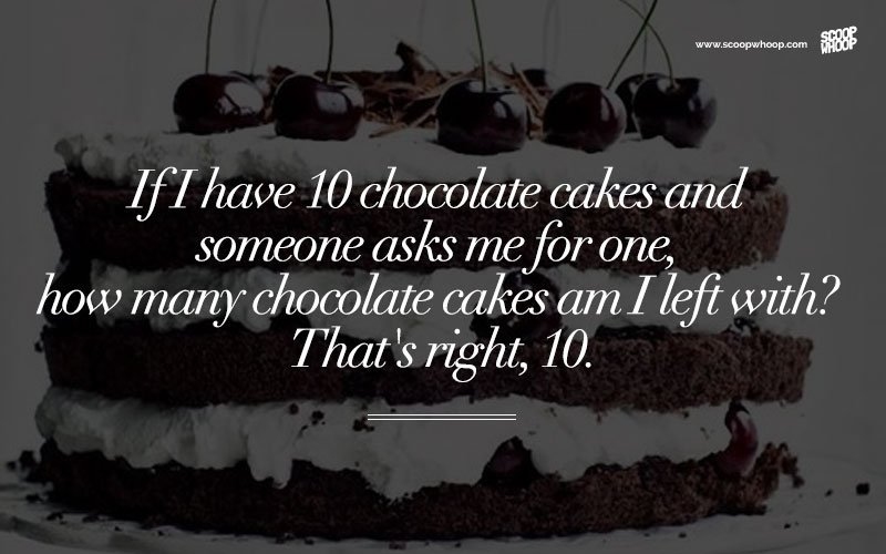 16 Witty Quotes That Best Describe Your Relationship With Food