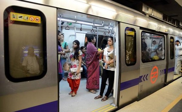 reasons why the delhi metro has been the best thing that       as you walk in  the cool air greets you