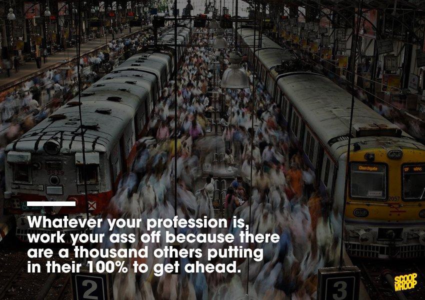 Essay on life in a mumbai city