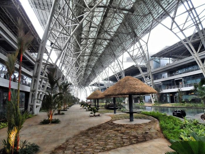 10 Amazing Office Campuses In India Which Will Make You