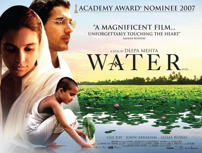 Image result for WATER film india
