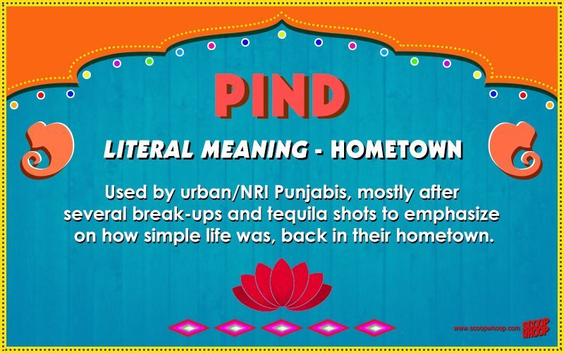 15 Epic Punjabi Words You Should Definitely Add To Your