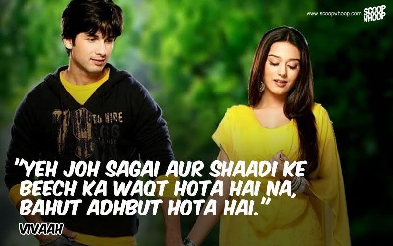 50 Bollywood Romantic Dialogues That Will Make You Fall In Love All